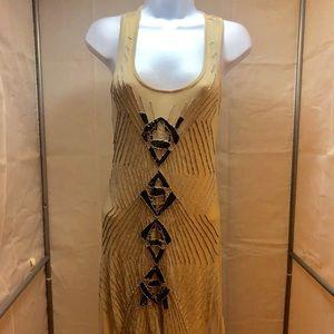 Guess Midi Tank Top Dress